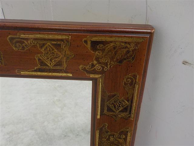 Spiegel Houten Rand : Spiegel met houten rand de goede winkel