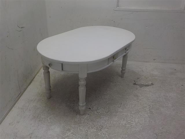 Home decor ideeën enorm ronde eettafel wit hout ronde tafel