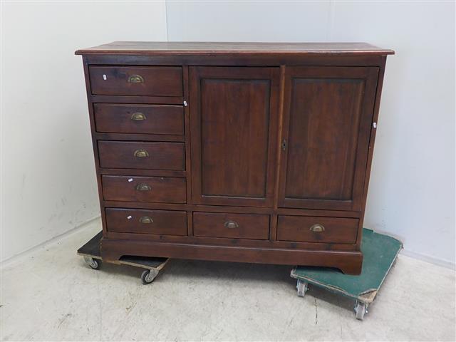 Metalen tv kast koop het tv meubel strong cm mangohout